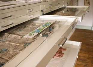 The Irish Heritage Trust Collection of Historic Wallpaper