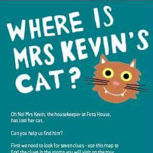 Children's House Trial - Where is Mrs Kevin's Cat?
