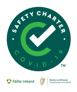 failte ireland covid-19 safety charter