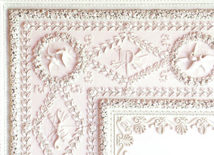 Dining Room Ceiling Detail