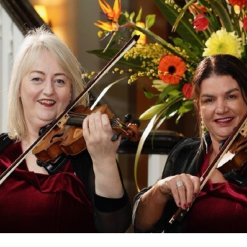Open Air Live Music with Violini at Fota House