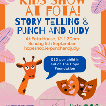 Hope Foundation Story Telling & Punch and Judy Show